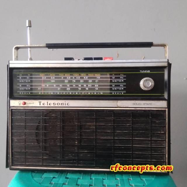 Radio Antik Yang Masih Banyak Dicari Oleh Kolektor