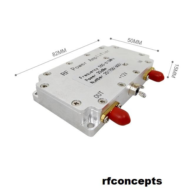 Panduan Aplikasi Utama Untuk Desain Amplifier RF