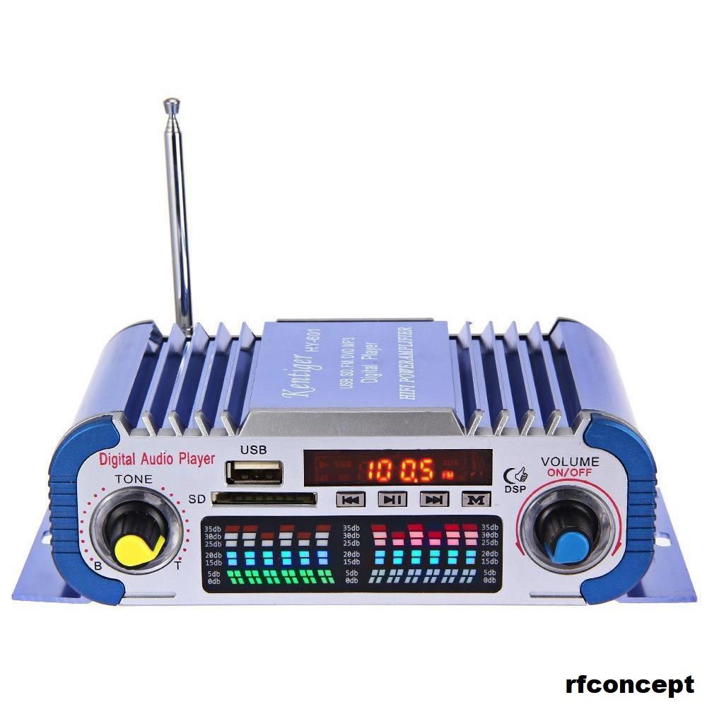 Panduan Pemasangan Amplifier Radio Di Mobil, Petunjuk Untuk Memasang Kabel Amp